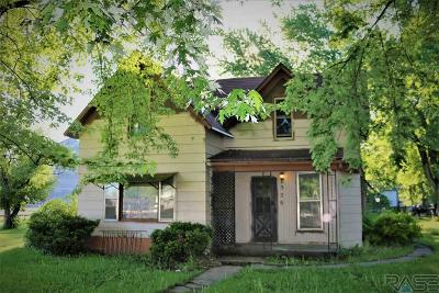 Canton SD Single Family Home For Sale: $74,900