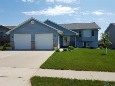 Sioux Falls, Harrisburg, Brandon, Tea, Worthington, Lennox, Canton, Hartford, Crooks, Renner, Humboldt Single Family Home For Sale: 606 Falcon Ave