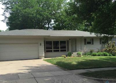 Sioux Falls, Harrisburg, Brandon, Tea, Worthington, Lennox, Canton, Hartford, Crooks, Renner, Humboldt Single Family Home For Sale: 3100 S 9th Ave