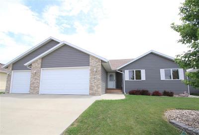 Harrisburg Single Family Home Active - Contingent Misc: 604 Emmett Trl