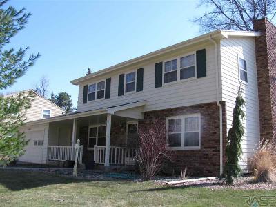 Sioux Falls, Harrisburg, Brandon, Tea, Worthington, Lennox, Canton, Hartford, Crooks, Renner, Humboldt Single Family Home For Sale: 2704 S Elmwood Ave