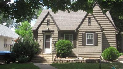 Sioux Falls, Harrisburg, Brandon, Tea, Worthington, Lennox, Canton, Hartford, Crooks, Renner, Humboldt Single Family Home For Sale: 1210 W 15th St