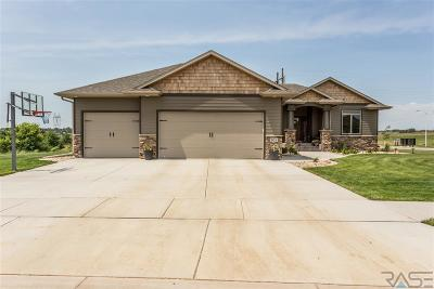 Sioux Falls, Harrisburg, Brandon, Tea, Worthington, Lennox, Canton, Hartford, Crooks, Renner, Humboldt Single Family Home For Sale: 801 S Torrey Pine Ln