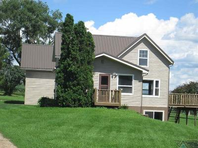 Alcester Single Family Home For Sale: 30226 476th Ave