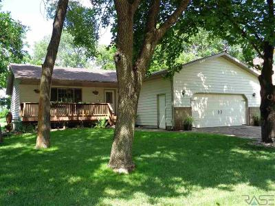 Canton SD Single Family Home For Sale: $234,900
