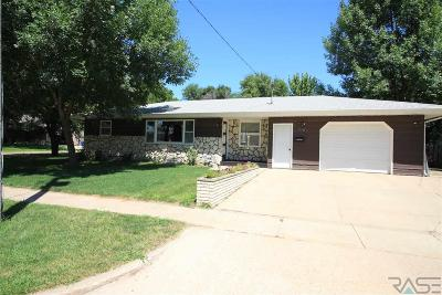 Lennox Single Family Home For Sale: 616 W 3rd Ave