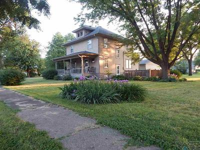 Hudson Single Family Home Active-New: 500 N 8th St