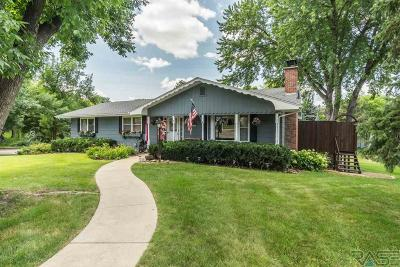 Sioux Falls SD Single Family Home For Sale: $385,900