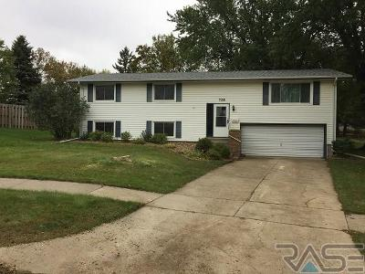 Madison Single Family Home For Sale: 728 NE 7th St