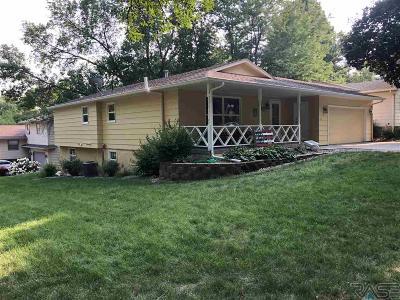 Sioux Falls, Harrisburg, Brandon, Tea, Worthington, Lennox, Canton, Hartford, Crooks, Renner, Humboldt Single Family Home For Sale: 3309 E 31st St