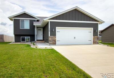 Sioux Falls, Harrisburg, Brandon, Tea, Worthington, Lennox, Canton, Hartford, Crooks, Renner, Humboldt Single Family Home For Sale: 1100 Honeysuckle Dr
