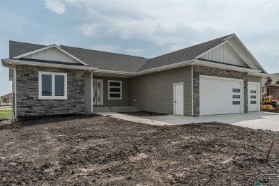Sioux Falls, Harrisburg, Brandon, Tea, Worthington, Lennox, Canton, Hartford, Crooks, Renner, Humboldt Single Family Home For Sale: 130 Bedrock Cir