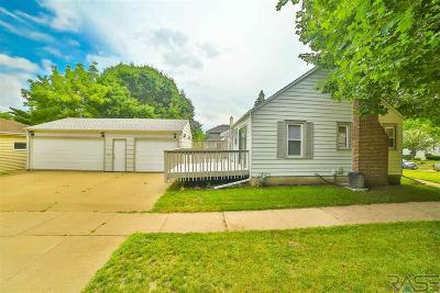 Sioux Falls, Harrisburg, Brandon, Tea, Worthington, Lennox, Canton, Hartford, Crooks, Renner, Humboldt Single Family Home For Sale: 424 N Euclid Ave