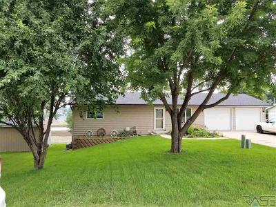 Dell Rapids Single Family Home For Sale: 712 W 3rd St
