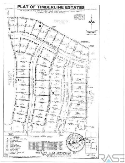 Sioux Falls Residential Lots & Land For Sale: 1100 N Danielle Dr