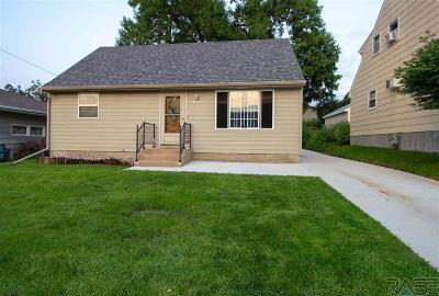 Sioux Falls, Harrisburg, Brandon, Tea, Worthington, Lennox, Canton, Hartford, Crooks, Renner, Humboldt Single Family Home Active-New: 604 S Holly Ave