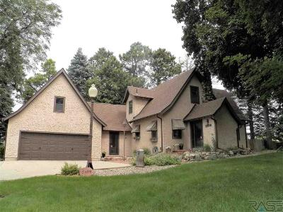 Sioux Falls, Harrisburg, Brandon, Tea, Worthington, Lennox, Canton, Hartford, Crooks, Renner, Humboldt Single Family Home Active-New: 2508 S Big Timber Pl