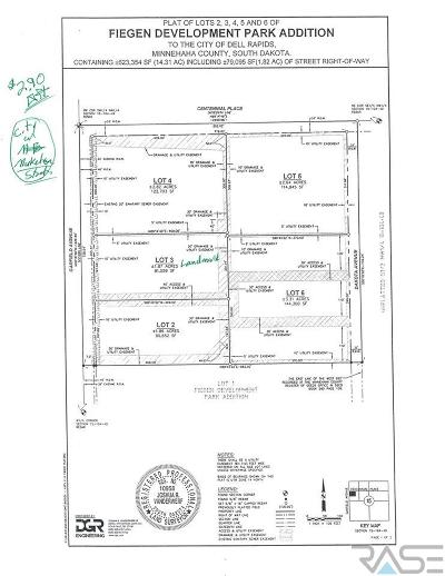 Dell Rapids Residential Lots & Land For Sale: 602 S Garfield Ave