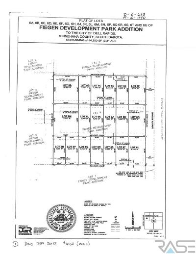 Dell Rapids Residential Lots & Land For Sale: 608 S Garfield Ave