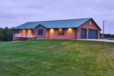 Harrisburg Single Family Home For Sale: 27595 471st Ave