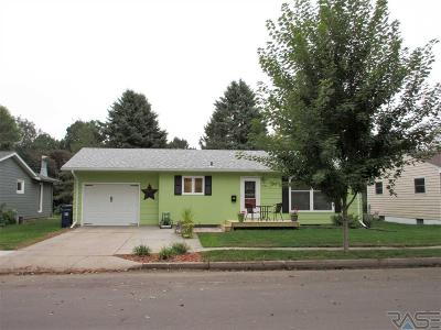 Dell Rapids Single Family Home Active - Contingent Misc: 1116 Harrison Ave