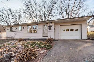 Dell Rapids Single Family Home For Sale: 303 E 8th St