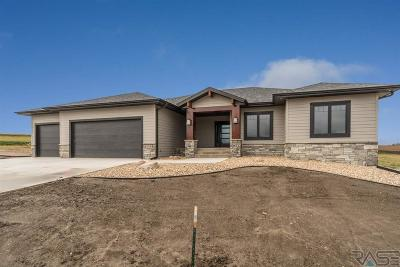 Sioux Falls Single Family Home For Sale: 105 N Harvest Hill Cir