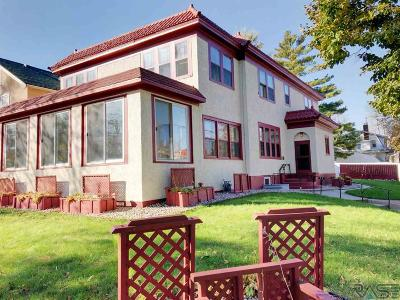 Sioux Falls Single Family Home For Sale: 201 W 19th St