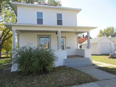 Madison Single Family Home For Sale: 309 NW 1st St