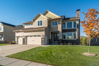 Sioux Falls Single Family Home For Sale: 2309 S Moss Stone Cir