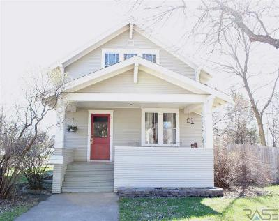 Canton Single Family Home Active - Contingent Misc: 502 S Main St