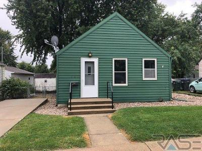 Sioux Falls Single Family Home Active - Contingent Misc: 507 S Conklin Ave
