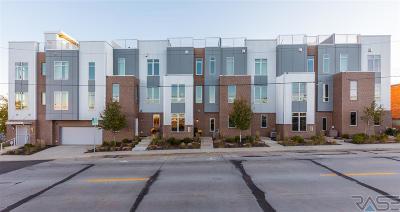 Sioux Falls Condo/Townhouse For Sale: 211 E 13th St