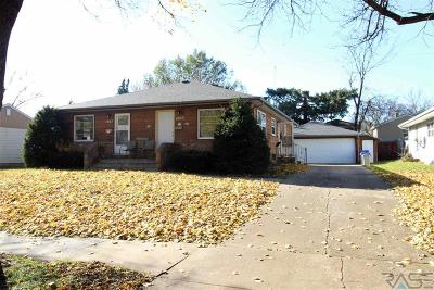 Sioux Falls Multi Family Home For Sale: 1805 S Lyndale Ave