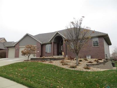 Sioux Falls Single Family Home For Sale: 1332 W Wicklow Ct