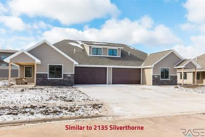 Sioux Falls Single Family Home For Sale: 2137 S Silverthorne Ave