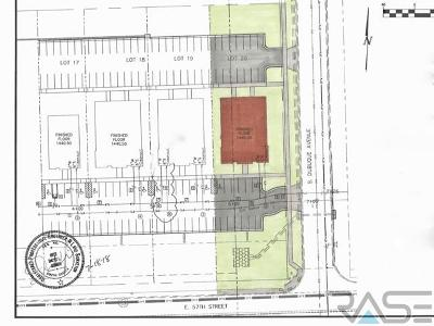 Sioux Falls Residential Lots & Land For Sale: 5140 E 57th St