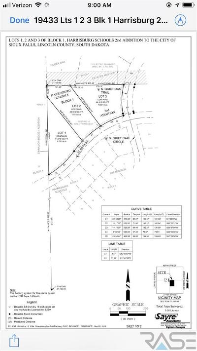 Sioux Falls Residential Lots & Land For Sale: 2706 W 95th St