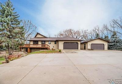 Sioux Falls Single Family Home For Sale: 26993 Hwy 11