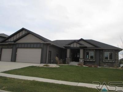 Sioux Falls Single Family Home For Sale: 9201 W Dragonfly Dr