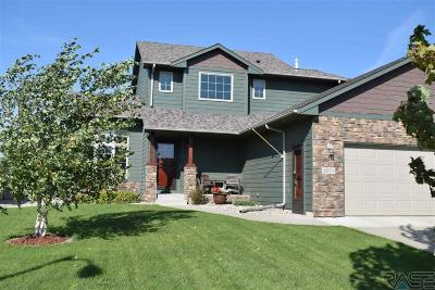 Sioux Falls Single Family Home For Sale: 1601 S Kinderhook Ave