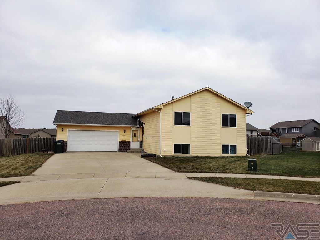 5 bed/2 bath Home in Sioux Falls for $217,500