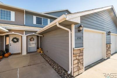 Sioux Falls Condo/Townhouse Active - Contingent Misc: 6508 S Santa Rosa Pl