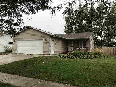 Dell Rapids Single Family Home For Sale: 312 W Eighth St