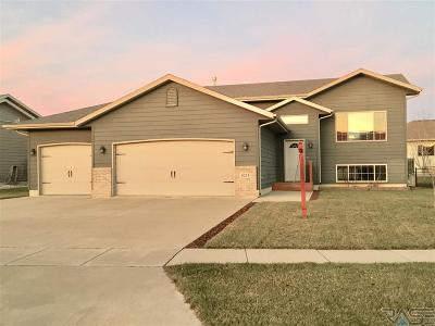 Sioux Falls Single Family Home Active - Contingent Misc: 9245 W Norma Trl