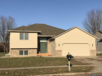 Sioux Falls Single Family Home For Sale: 4900 E Brennan Dr