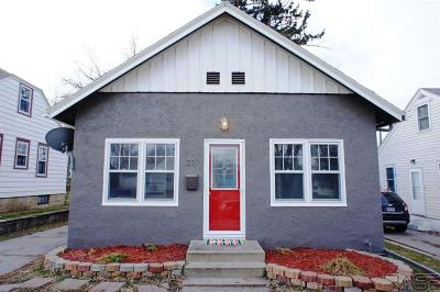 Sioux Falls Single Family Home Active-New: 227 N West Ave
