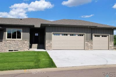 Sioux Falls Single Family Home Active-New: 5502 S Jaren Lee Pl