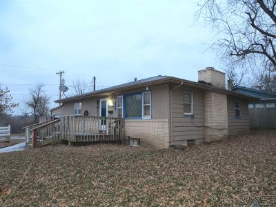 Sioux Falls Single Family Home Active - Contingent Misc: 1710 N Chicago Ave