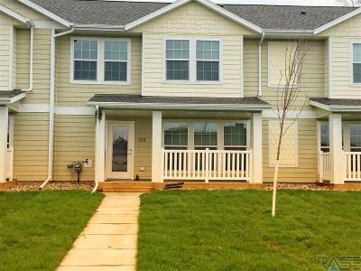 Sioux Falls SD Condo/Townhouse For Sale: $174,500